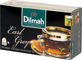 Dilmah Earl Grey herbata z aromatem bergamoty