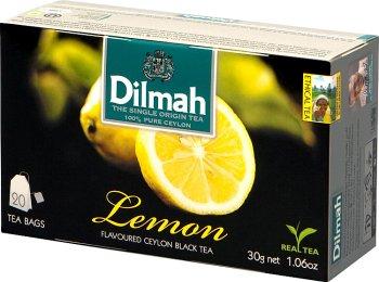 Dilmah Lemon herbata czarna z aromatem cytryny