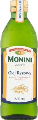 Monini Olej Ryżowy