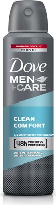 Dove Men Care dezodorant Clean Comfort