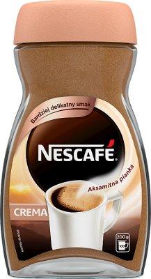 Crème Sensazione café instantané