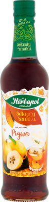 Herbapol Sekrety smaku Syrop  Pigwa
