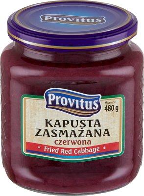 Provitus Kapusta Zasmażana Czerwona