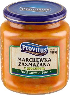 Provitus Marchewka zasmażana z groszkiem