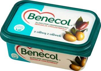 Benecol margaryna z oliwą z oliwek