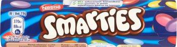 Nestle Smarties czekoladowe drażetki