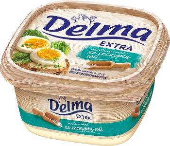 Delma Extra z masłem i szczyptą soli
