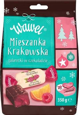 Cracovia Wawel jalea mezcla de chocolate