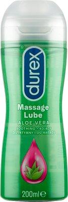 Durex play 2w1 żel do masażu i nawilżający żel intymny z kojącym aloesem