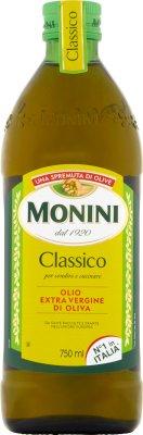Monini Classico Extra Vergine oliwa z oliwek najwyższej jakości z pierwszego tłoczenia