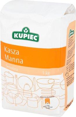 Kupiec Kasza Manna