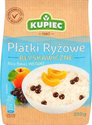 Kupiec Płatki ryżowe błyskawiczne