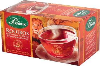 Bifix Rooibos herbata afrykańska z czerwonokrzewu