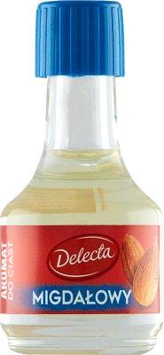 Delecta aromat do ciast, kremów i ponczu migdałowy
