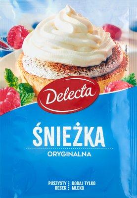 Delecta Śnieżka oryginalna deser w proszku