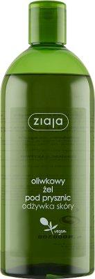 Ziaja oliwkowe mydło pod prysznic, naturalna odżywka skóry