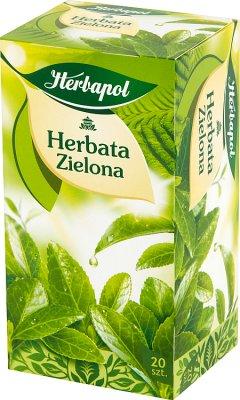 зеленые чайные пакетики