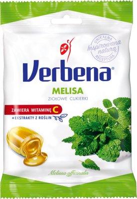 Мелиса травяные конфеты с витамином С - натуральное успокоительное