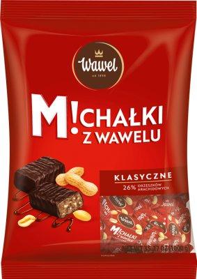 Wawel Michałki Zamkowe cukierki w czekoladzie