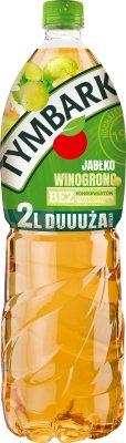 Tymbark Napój owocowy jabłko-białe winogrono