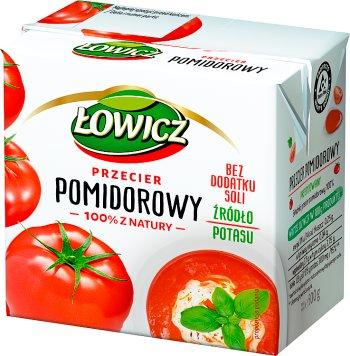 Łowicz przecier pomidorowy