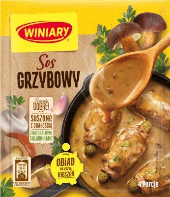 Winiary sos w proszku  grzybowy