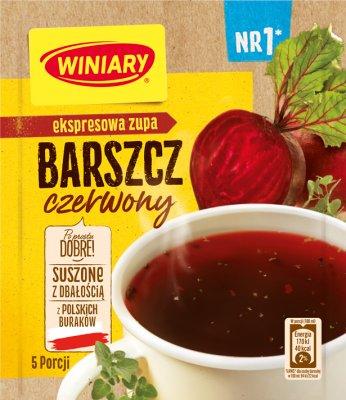Winiary zupa w proszku Barszcz czerwony
