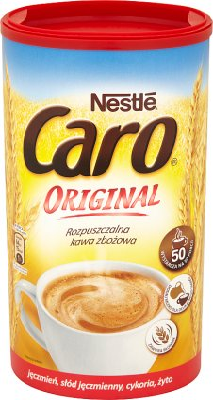 caro instant coffee Original cereal