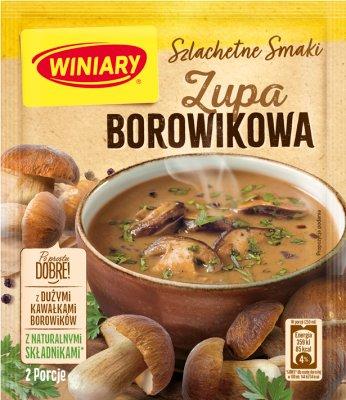 Winiary Jak u Mamy zupa w proszku Borowikowa