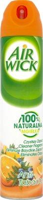 Air Wick odświeżacz powietrza 100% naturalna mgiełka anti-tobacco