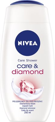 Nivea Żel pod prysznic 250ml Diamond touch