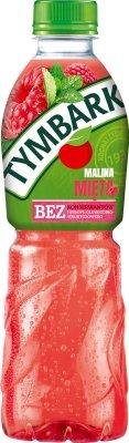 boissons de fruits framboise menthe