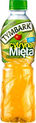Fruchtgetränk Zitrone Minze