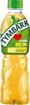 Tymbark napój owocowy cytryna mięta