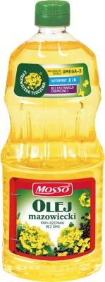 Mosso Olej rzepakowy Mazowiecki uniwersalny