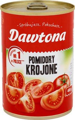 Dawtona Pomidory krojone w puszce
