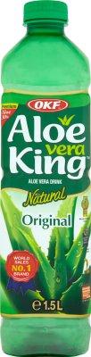 OKF Aloe Vera King Napój z cząstkami aloesu