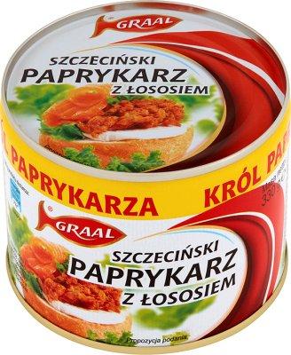 Graal Szczeciński Paprykarz z Łososiem