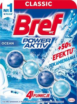 Bref Power Aktiv zawieszka do WC 4 Function formula Ocean Breeze