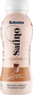 Bakoma Satino Coffee napój mleczno-kawowy Latte
