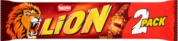 Nestle Baton Lion 2 pack