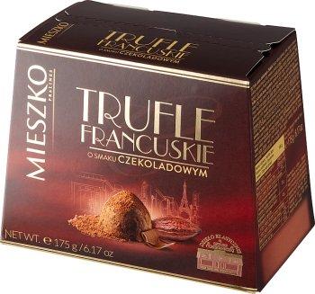 Французские трюфели с вкусом шоколада