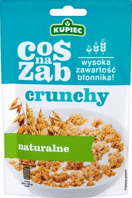 Kupiec Coś Na Ząb Crunchy naturalne
