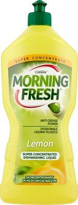 Morning  Fresh Płyn Do Naczyń Lemon