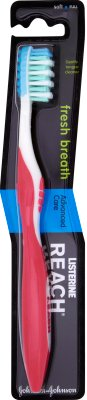Reach Fresh Breath toothbrush soft , different colors