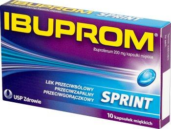 Ibuprom Sprint Caps 0.2 g
