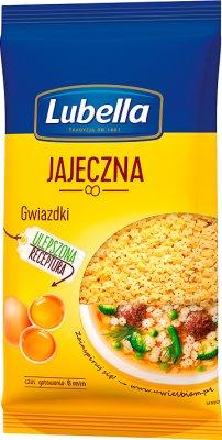 Lubella Domowa Jajeczna makaron gwiazdki