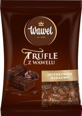 конфеты и шоколадные трюфели