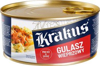 Krakus Gulasz wieprzowy
