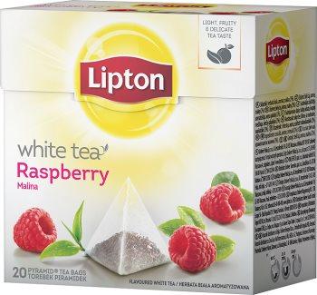 Белый Малиновый чай